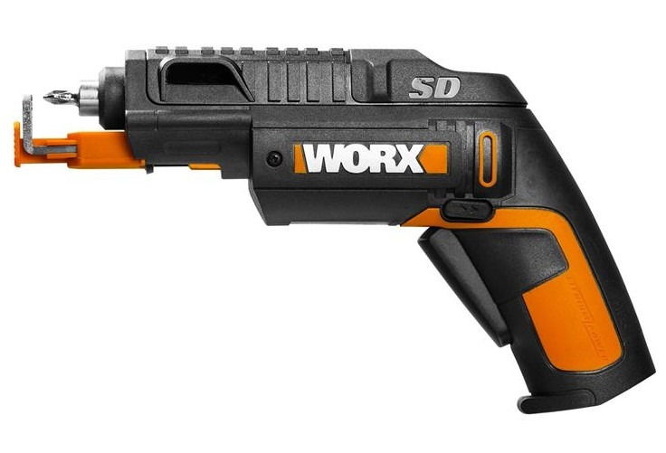 Worx 4V MaxLithium Cordless SD Semi-Automatic Driver w/ Screw Holder