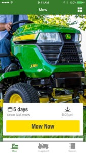 John Deere App Screen Shot