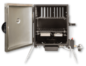 Masterbuilt Portal Smoker - Full product Shot (Open)