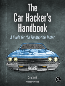 The Car Hacker's Handbook (Cover)