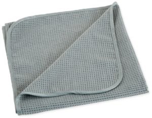 Chemical Guys - Waffle Weave Microfiber Glass Cleaning Towel