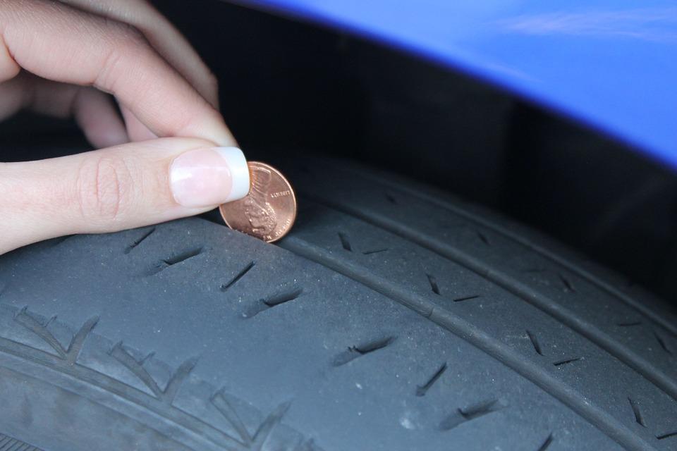 Tire Wear Penny Test
