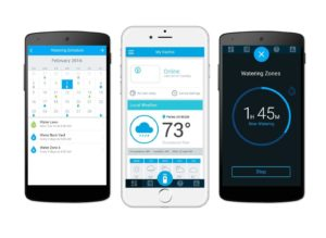 Rachio Smart Sprinkler Controller App