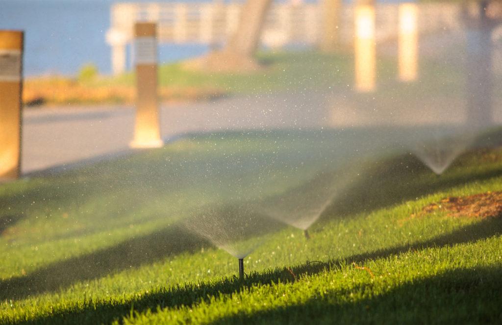 Smart Irrigation Systems Garagespot