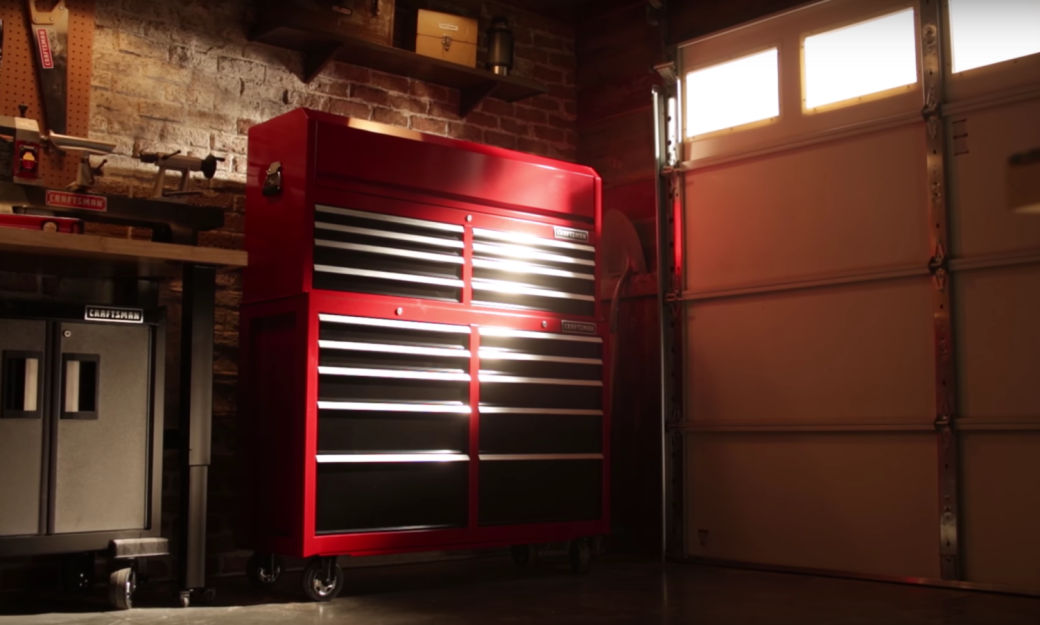 The New 52 HeavyDuty Craftsman Tool Chest Plus