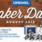 Dremel Maker Days Are Here!