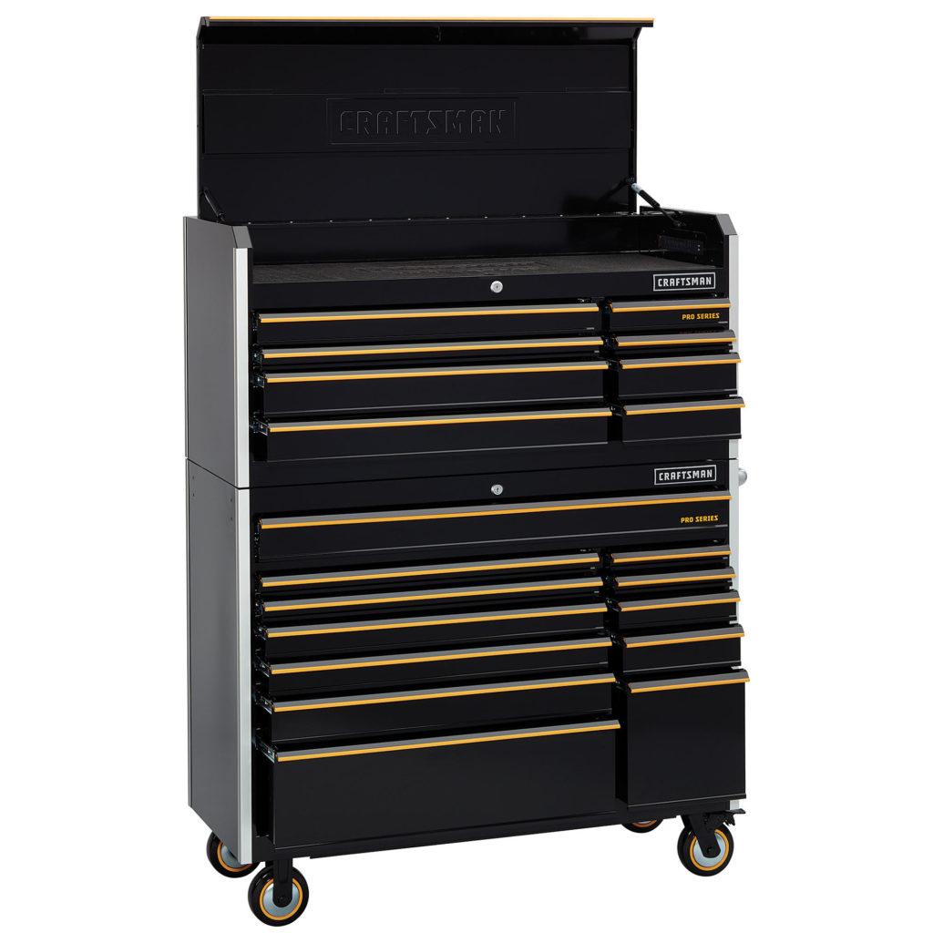 Craftsman Pro Series Tool Storage (52in Full)