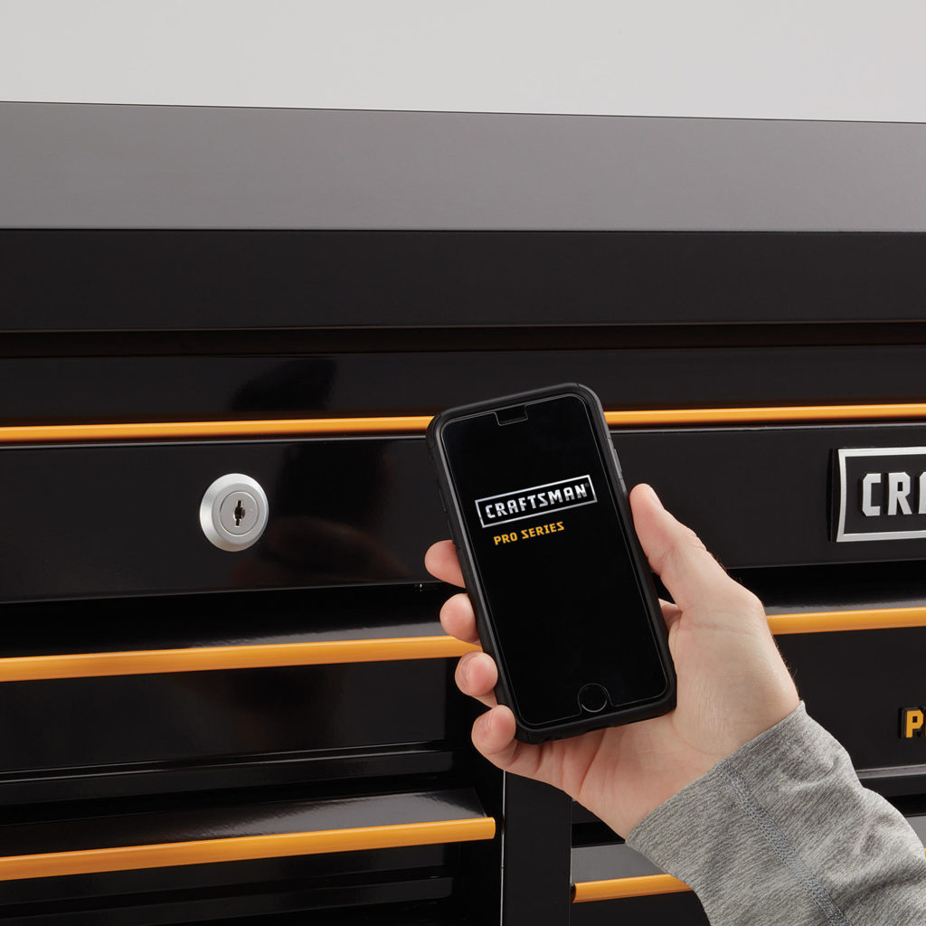 Craftsman Pro Series Tool Storage (Bluetooth Locks)