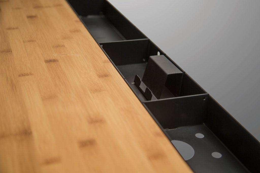 NewAge Products Workbench - Organization Tray