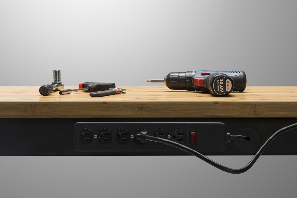 NewAge Products Workbench - Power Bar