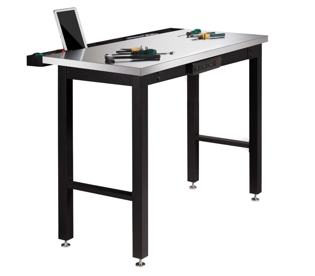 NewAge Products Workbench - Stainless Steel
