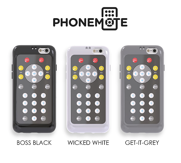 PhoneMote Colors