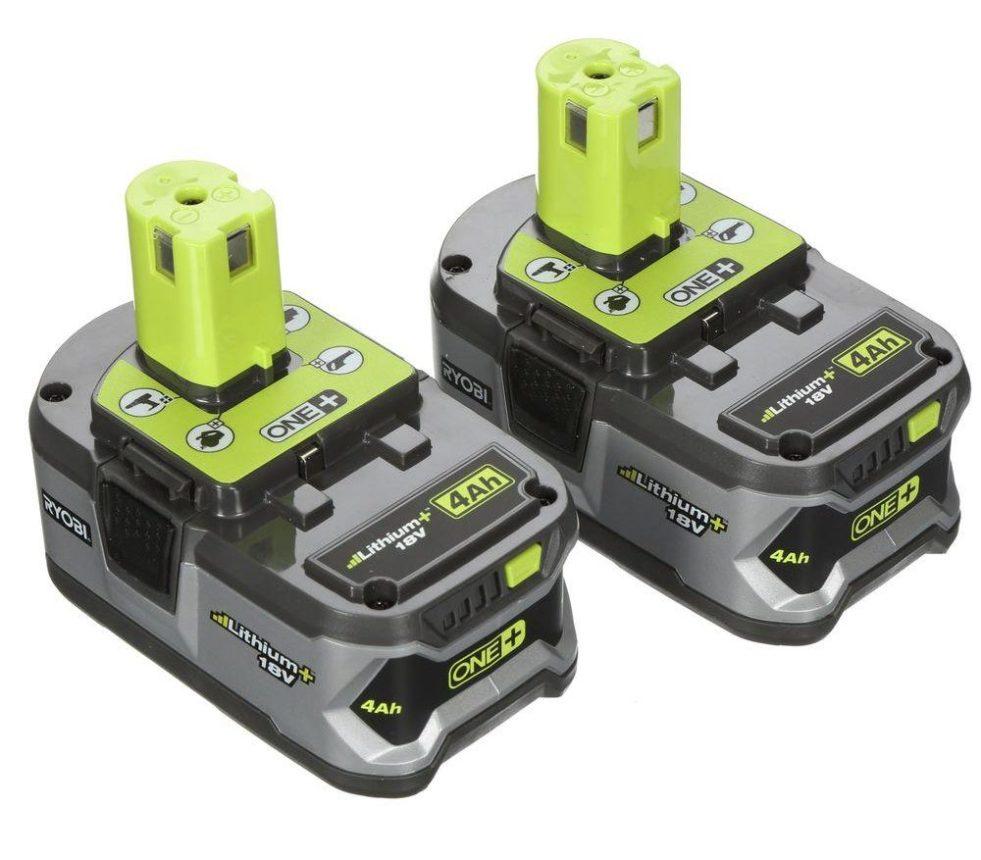 RYOBI One+ Battery Platform