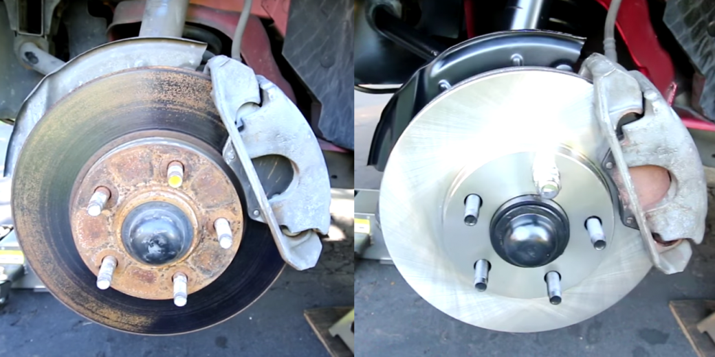 Diesel Mechanic Tools >> How to Replace Brake Pads and Rotors - GarageSpot