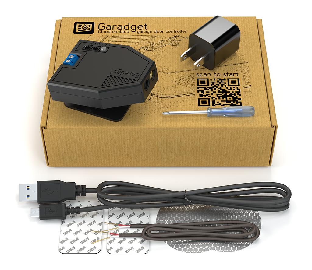 Garadget - Full Kit