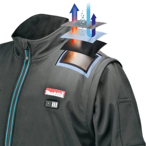 Makita Heated Jacket - Shell