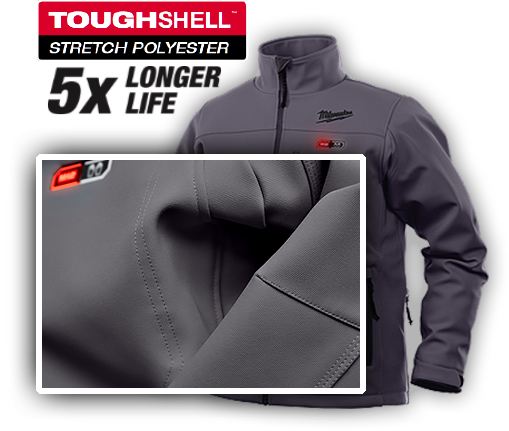 Milwaukee M12 Heated Jacket - Toughshell