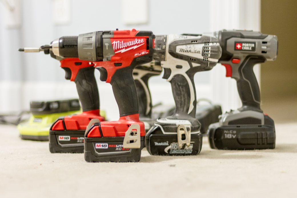 When To Use What Cordless Drill Driver Vs Impact