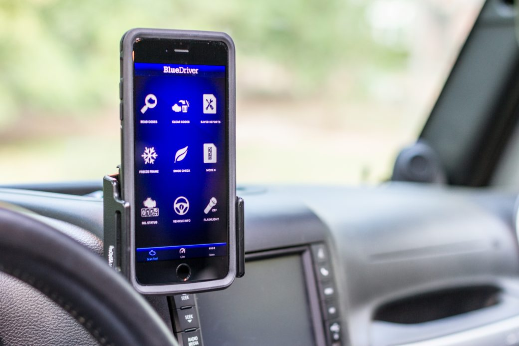 Hands-On: BlueDriver Bluetooth OBDII Scanner - GarageSpot