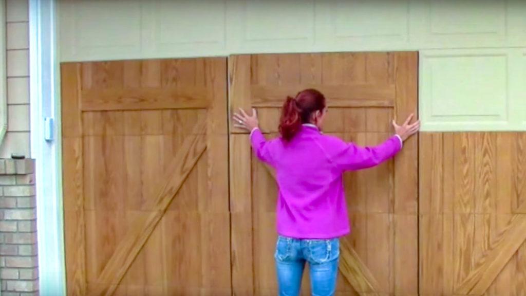 Transform Your Metal Garage Door With Garageskins Almost