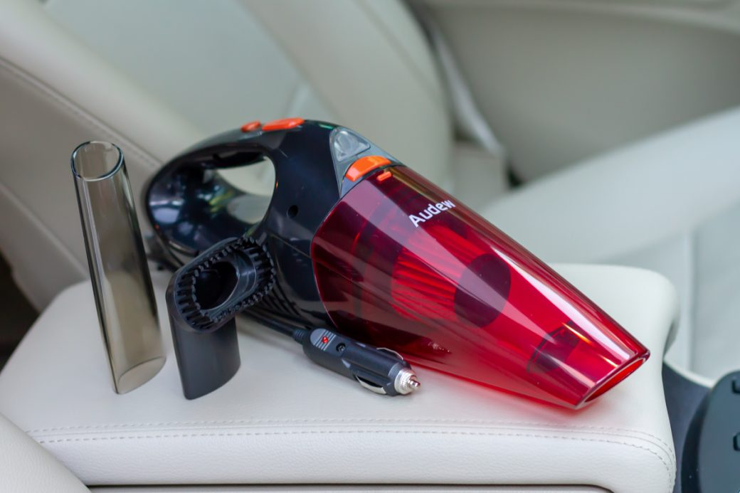 Hands On Audew 12v Handheld Wet Dry Car Vacuum Garagespot Fuse Box