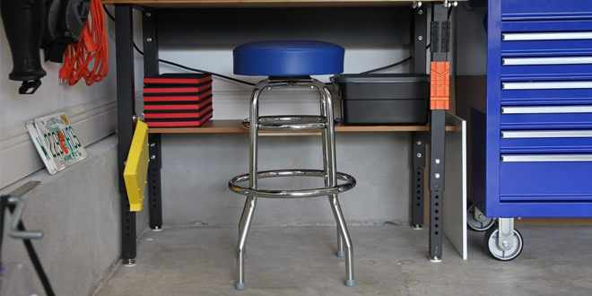 Surprising A Simple Garage Stool Garagespot Andrewgaddart Wooden Chair Designs For Living Room Andrewgaddartcom