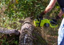 Hands On: RYOBI 14″ 40V Brushless Cordless Chainsaw