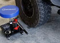 Hands-On: Kobalt Rolling Work Seat