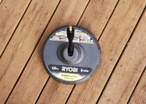 Hands On: RYOBI 12″ Surface Cleaner