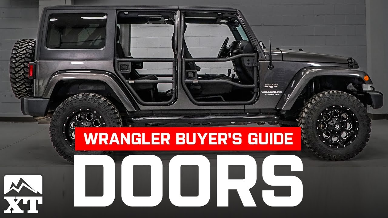 Jeep doors buying guide