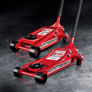 Pittsburgh 3 Ton Low Profile Floor Jack