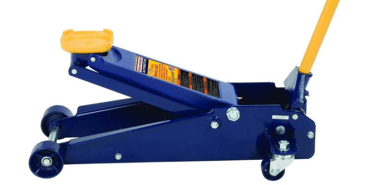 Hein-Werner 3-Ton Capacity High Lift Jack