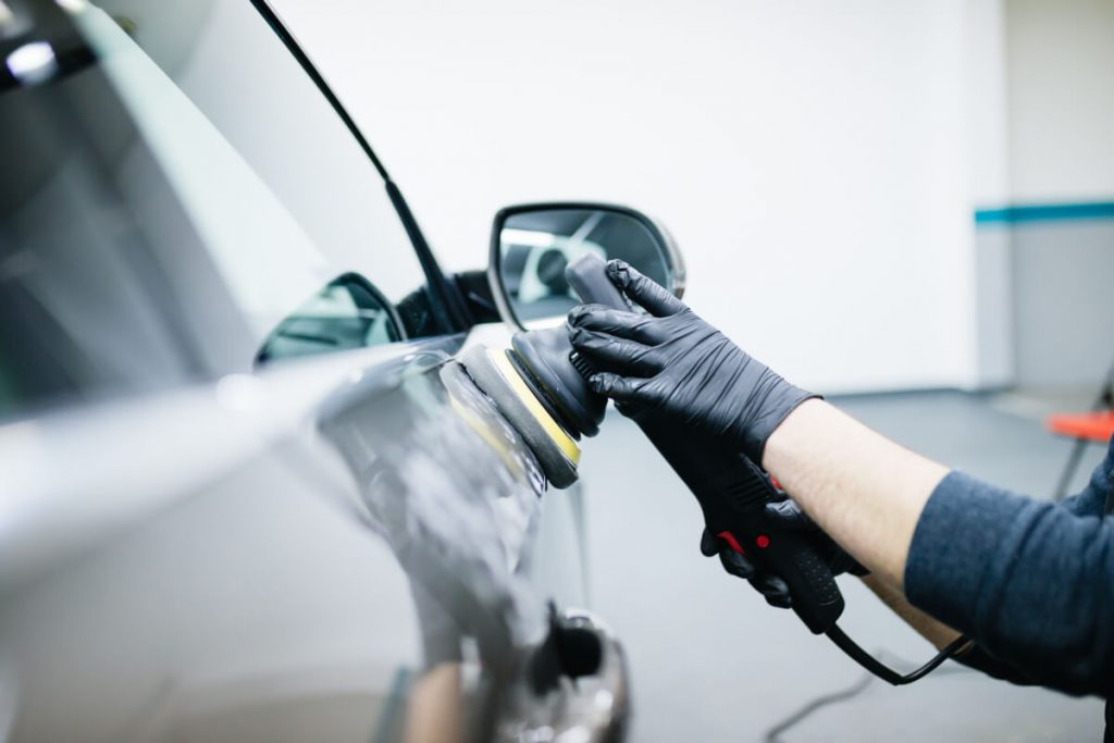 Types Of Car Polishers Buffers