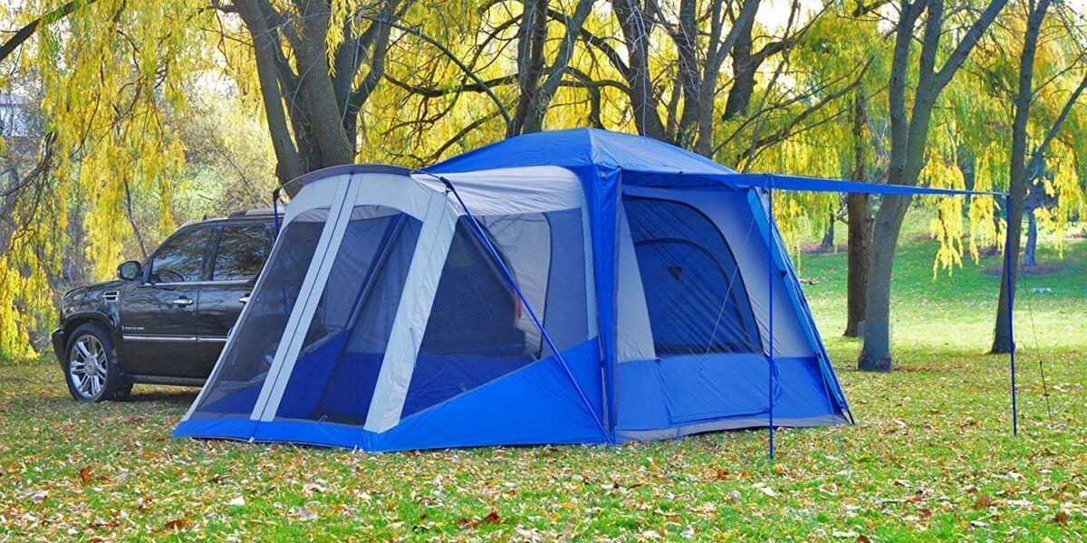 Napier Sportz SUV Overlanding Tent Review