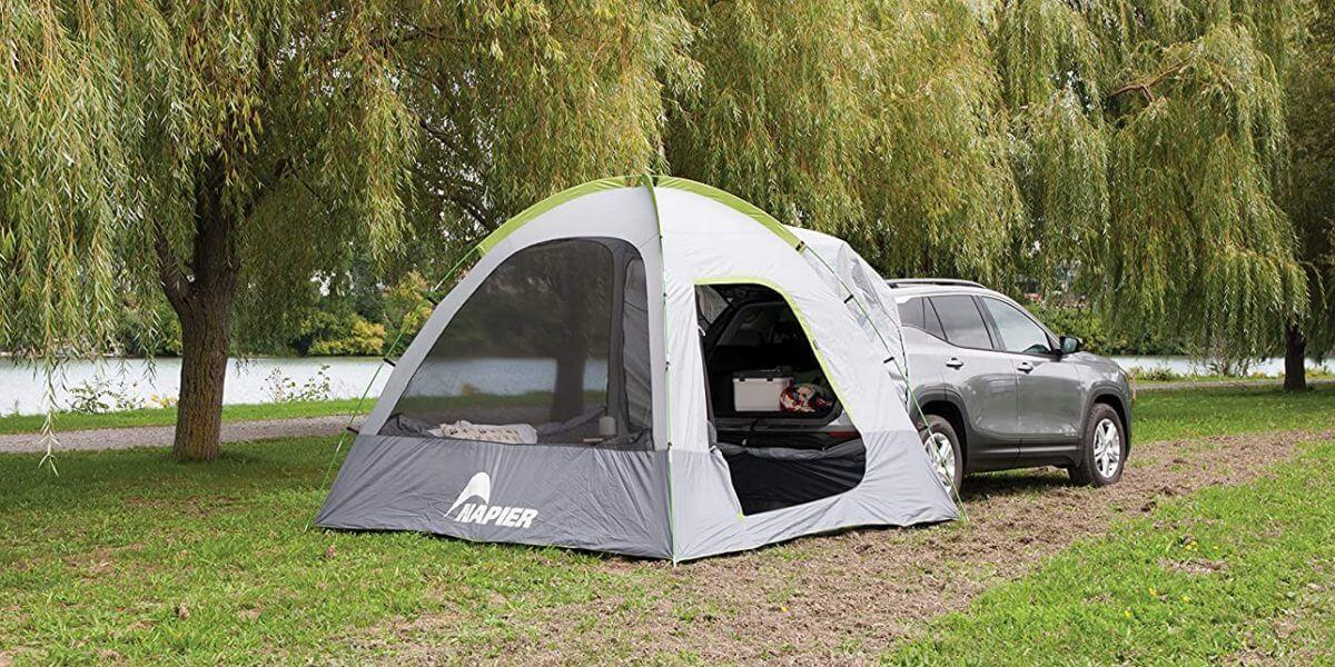 Napier Backroadz SUV Tent Review