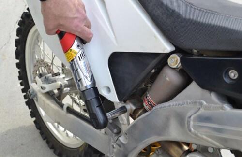 ACDelco ARW1201 G12 Cordless Ratchet for dirtbike mechanic
