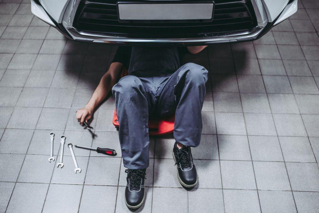 Best auto mechanic creeper