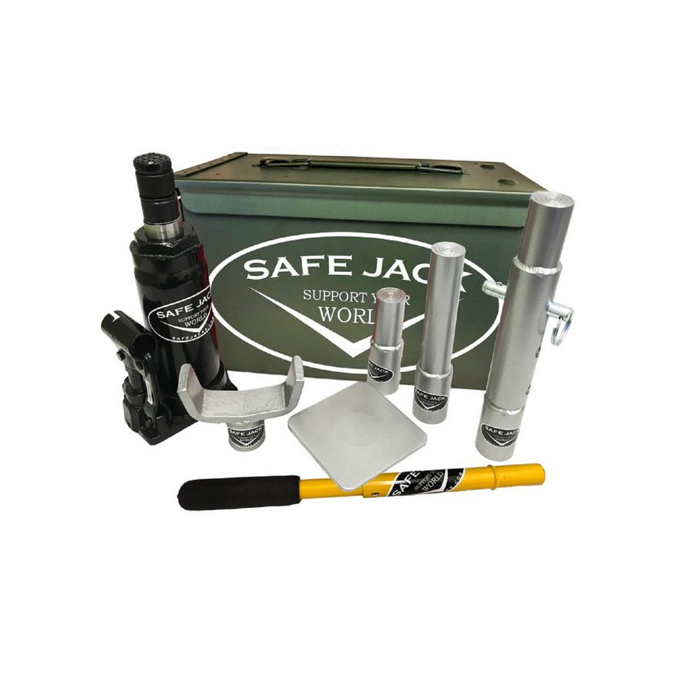 "Safe Jack ""The Sergeant"" 37M Off-road Kit"