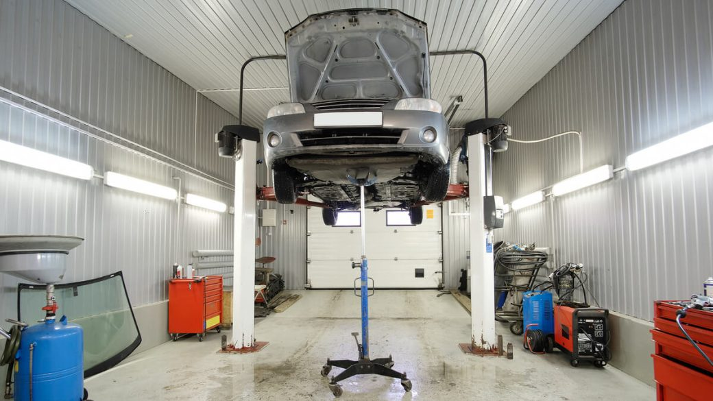 Best car lift for home garage