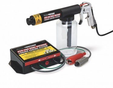 EASTWOOD PCS-250 Dual Voltage Powder Coating Gun