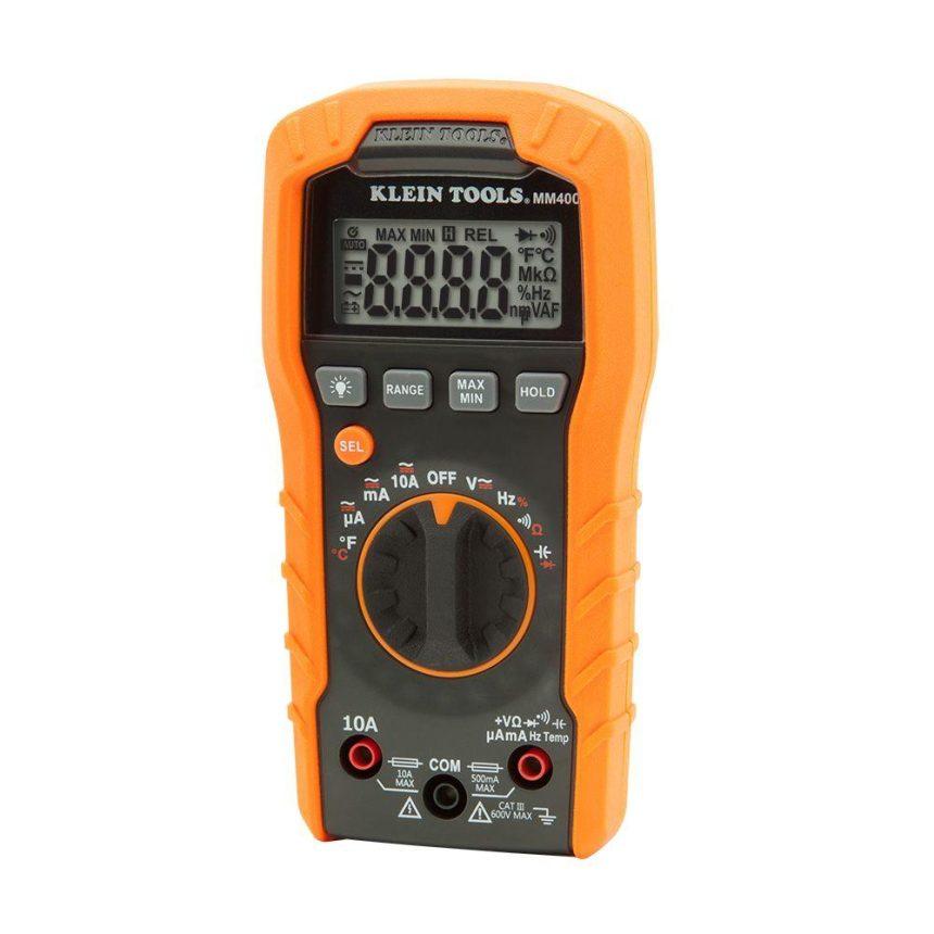 Klein Tools MM400 Auto-Ranging Digital Multimeter