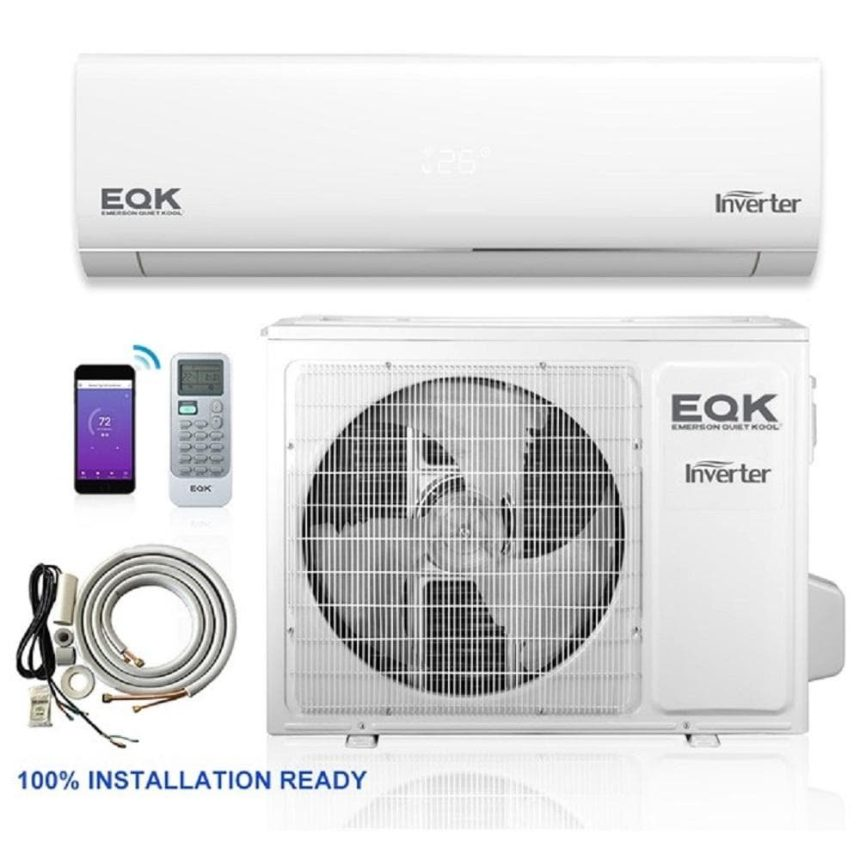 Emerson Quiet Kool 17S-EAC12R2W Air Conditioner