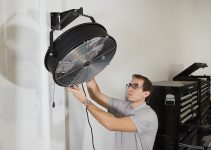 Best Garage Fan to Keep Your Workshop Cool and Ventilated