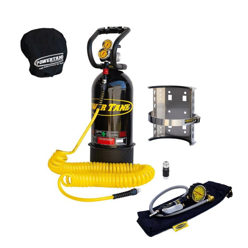 Power Tank 10 Lb. CO2 System Package B